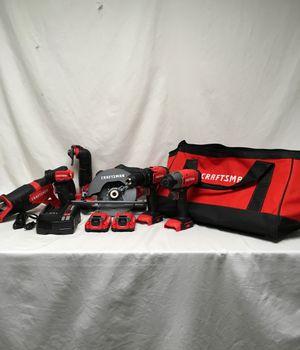 CRAFTSMAN V20 20-Volt Max 6-Tool Set for Sale in Jessup, MD