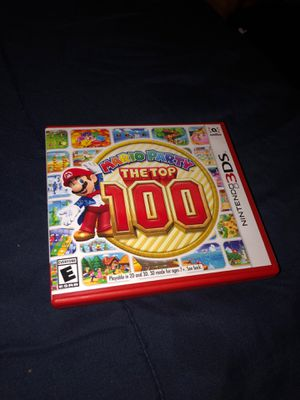 Mario party the top 100 for Sale in Phoenix, AZ