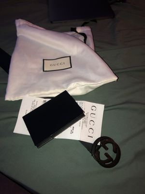 GUCCI BELT for Sale in Keizer, OR