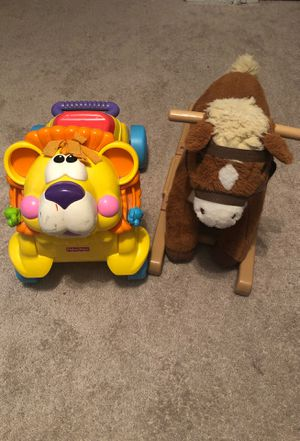 Kids ride on toys for Sale in Hilliard, OH