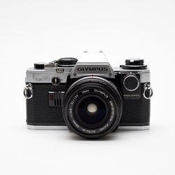 Olympus OM-10 35mm Film Camera + Lens! for Sale in Imperial Beach,  CA