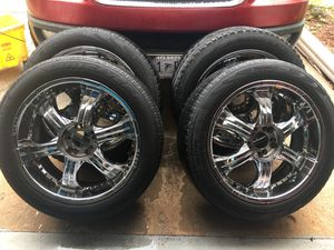 Jeep Grand Cherokee 2000-2005 rims for Sale in Marietta, GA