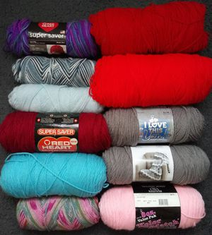 4-Ply Acrylic Yarn for Sale in Hamden, CT