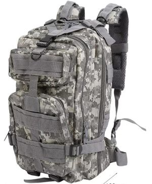 Military Tactical Backpack, 30L For Outdoor Sport Hiking Small ACU for Sale in Cerritos, CA
