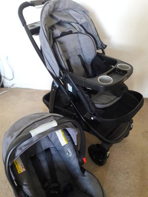 Like NEW super clean Graco Travel System for Sale in San Diego, CA