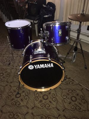 Yamaha Drum Set for Sale in Mount Airy, MD