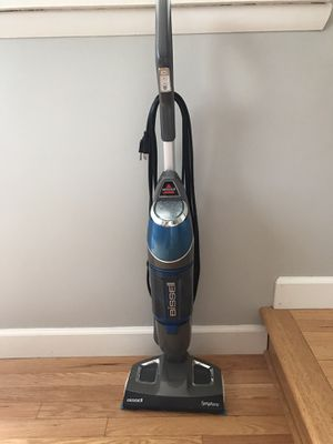 Bissell Symphony All-in-One Vac & Steam Mop for Sale in Livonia, MI