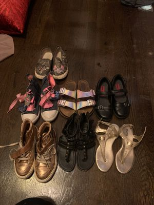 Michael Kors, crb girl, place,cat and jack, Rachel shoes for Sale in Silver Spring, MD