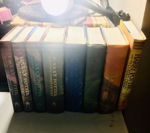 Complete set of Harry Potter hardcover books for Sale in Federal Way, WA