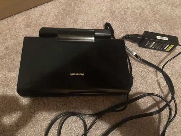 Panasonic Portable DVD Player