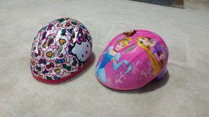2 Kids Bike Helmets for Sale in Sterling, VA