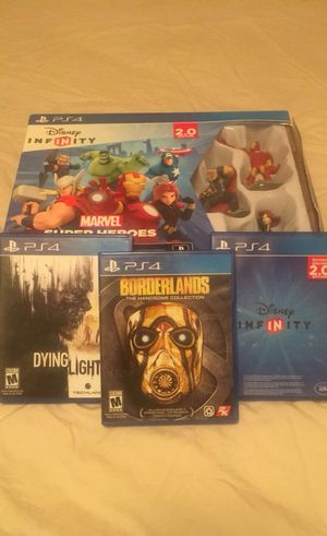 PS4 Games for Sale in Enumclaw, WA
