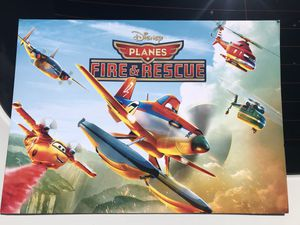 Disney Planes Fire and Rescue certified collection for Sale in Goodyear, AZ