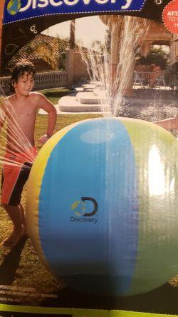 DISCOVERY Sprinkler Ball for Sale in Stonecrest,  GA