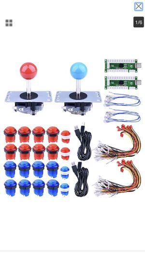for Raspberry Pi 3 2 Model B Retropie, Arcade DIY Parts 2XZero Delay USB Encoder for Sale in Bakersfield, CA