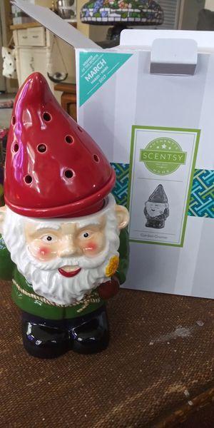 Garden Gnome Scentsy Warmer for Sale in Saint Petersburg, FL