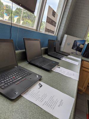 COMPUTER PROBLEMS !!!! Free diagnostics @computersonmain for Sale in Greenville, SC
