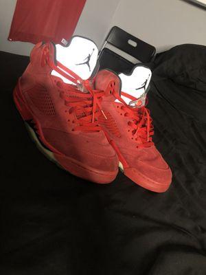 Size 13 Jordan 5s for Sale in Florissant, MO