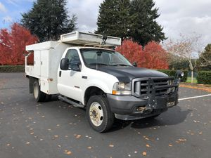 2004 Ford F-450 Super Duty XL 4x4 for Sale in Portland, OR