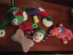 Lot of dog toys for Sale in Tacoma, WA