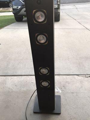 Upright stereo speaker system for Sale in Kearns, UT