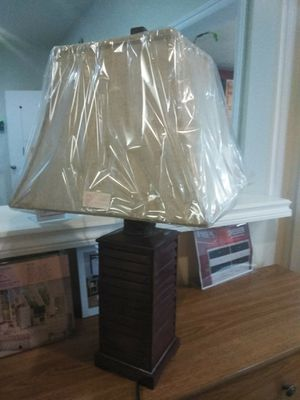 All new bedside lamp for Sale in Barstow, CA