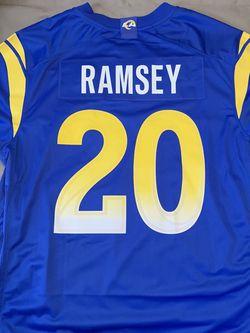 Custom Rams Ramsey Jersey for Sale in Apple Valley,  CA