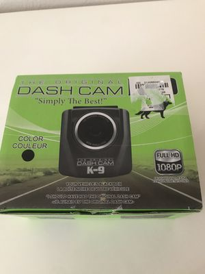 Dash cam never used for Sale in Tampa, FL