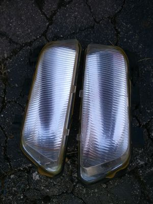 Various Cadillac parts. 85 for radiator. 45 for fan. 45 for fuel pump. 45 for taillights and 35 for headlights. All parts for 2000 Deville. for Sale in Grand Rapids, MI