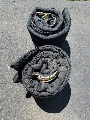 Pair of Ed Hillary sleeping bags for Sale in Brookfield, CT