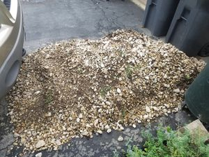 Free gravel for Sale in Streamwood, IL