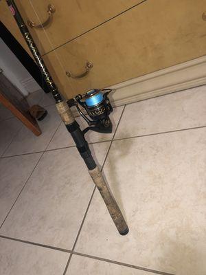 Penn Battle II 4000 Fishing Rod & Reel FOR SALE!!! for Sale in Davie, FL