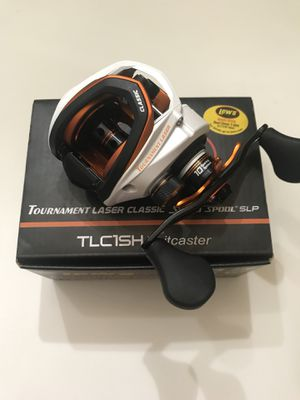 Lew's Tournament Laser Classic Speed spool baitcaster fishing reel for Sale in Alvin, TX