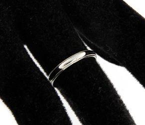 Unisex Wedding Band 18KT White Gold for Sale in Pompano Beach,  FL