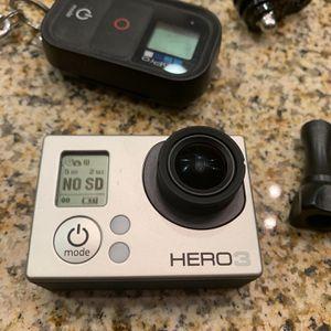 Go Pro Hero 3 for Sale in Chula Vista, CA