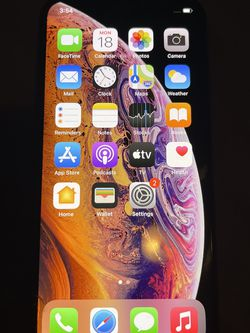 Iphone Xs for Sale in Manchester,  NH