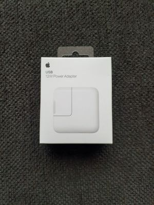 Apple 12w Adapter, Apple Adapter, 12w Adapter, iPhone Adapter, iPhone 12w Adapter, iphone for Sale in Monterey Park, CA