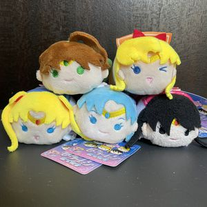 Sailor Moon Tsum Tsum Set 5 Inner for Sale in Tampa, FL