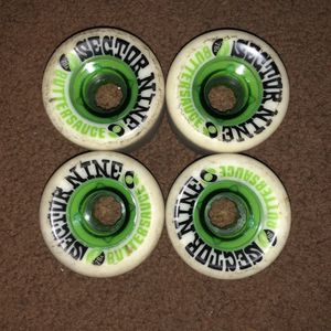 SECTOR 9 SLIDE WHEELS (SET OF 4) for Sale in Brooklyn, NY