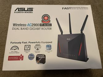 Asus ac86u router for Sale in Kirkland,  WA