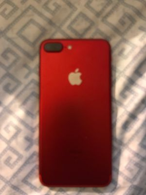 iPhone 7 Plus (red) for Sale in San Francisco, CA