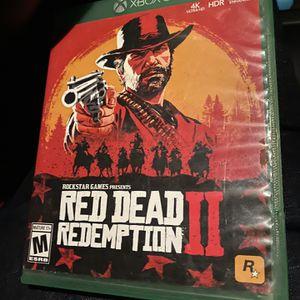 Red dead redemption 2 for Sale in Modesto, CA