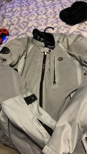 Joe Rocket Armored motorcycle jacket Size Large for Sale in Kyle, TX