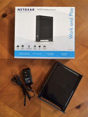 NETGEAR N300 WiFi Router (WNR2000) for Sale in Woodstock, GA