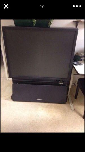 Big screen tv Works! for Sale in Caledonia, MI