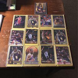 Kobe Bryant Basketball 🏀 Card Lot (13) for Sale in Olympia,  WA