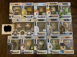 Funko pop lot! Selling my collection ! Freddy Funko for Sale in Rancho Cucamonga, CA