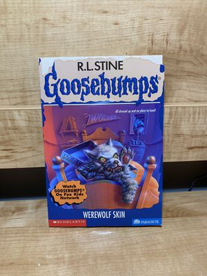 Goosebumps Ser Werewolf Skin 1997 for Sale in Opa-locka, FL