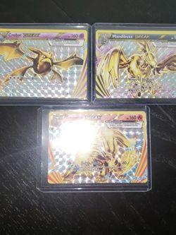 3 Pokemon Break Full Art Cards for Sale in Garden Grove,  CA