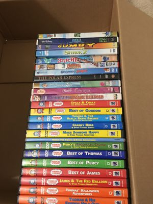 Kids movies for Sale in Riverside, CA